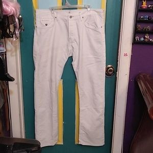 Brooksfield White jean pants